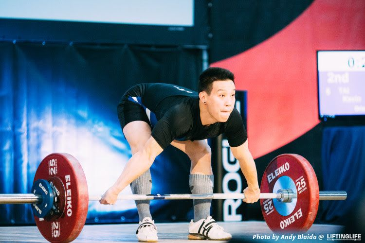 Open Olympic Weightlifting