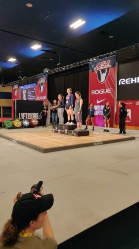 U25 National Championships