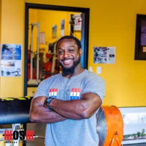 Jeremy Jackson - Team Orlando Strength training